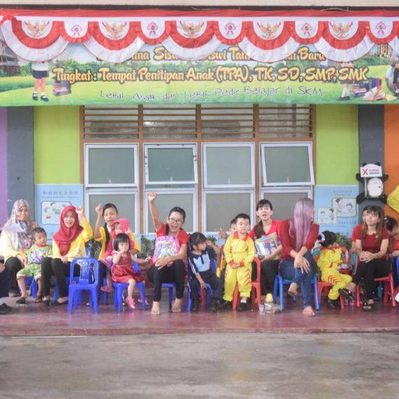 Family Gathering TK HUT RI Ke-73 (17 Agustus 2018)