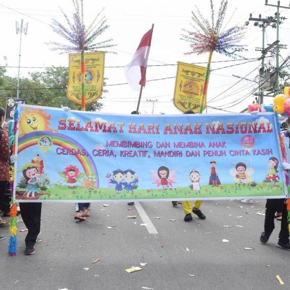 Karnaval HUT IGTKI Ke-69 dan HARDIKNAS 2019